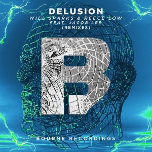 Album Delusion (Remixes) from Jacob Lee