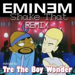 Eminem的專輯Shake That (Radio Edit Version)