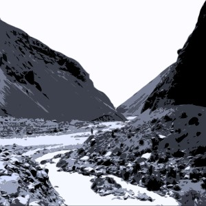 Album Over The Hills from George Jones