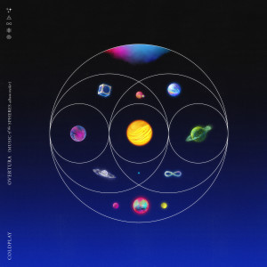 Coldplay的專輯Overtura (Music Of The Spheres album trailer)