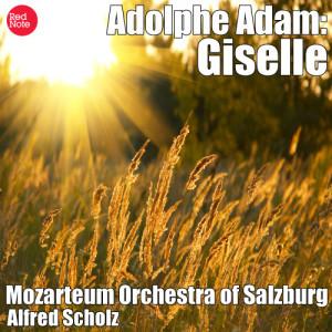 Album Adam: Giselle from Salzburg Mozarteum Orchestra