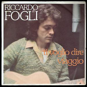 Album Ti voglio dire from Riccardo Fogli