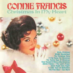 Connie Francis的專輯Christmas In My Heart