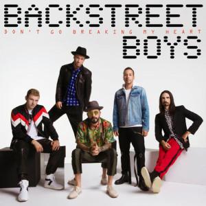 收聽Backstreet Boys的Don't Go Breaking My Heart歌詞歌曲