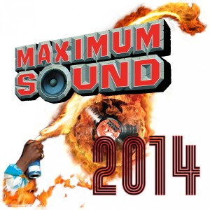 Album Maximum Sound 2014 from Various Artists