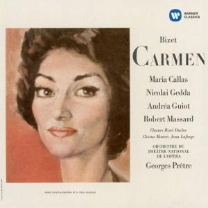 """收聽Maria Callas的Carmen, Act 1: """"Près des remparts de Séville"""" (Carmen, José)歌詞歌曲"""