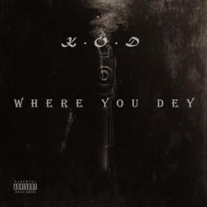 Album Where You Dey (Explicit) from K.O.D