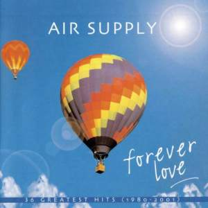 Album Forever Love from Air Supply