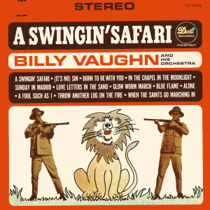 Album A Swingin' Safari from Billy Vaughn And His Orchestra