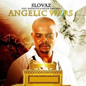 Album Angelic Wars from Slovaz