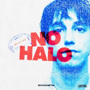 Album NO HALO from Brockhampton