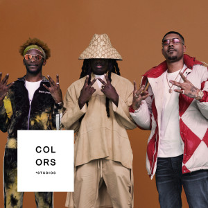 Album Re Up - A COLORS SHOW from WSTRN