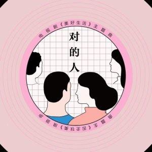 莊心妍的專輯對的人 (電視劇《美好生活》主題曲)