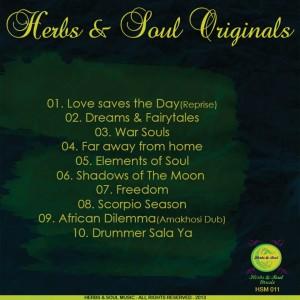 Album Herbs & Soul Originals from SoulPoizen
