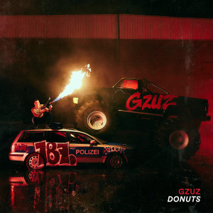 Album Donuts from Gzuz