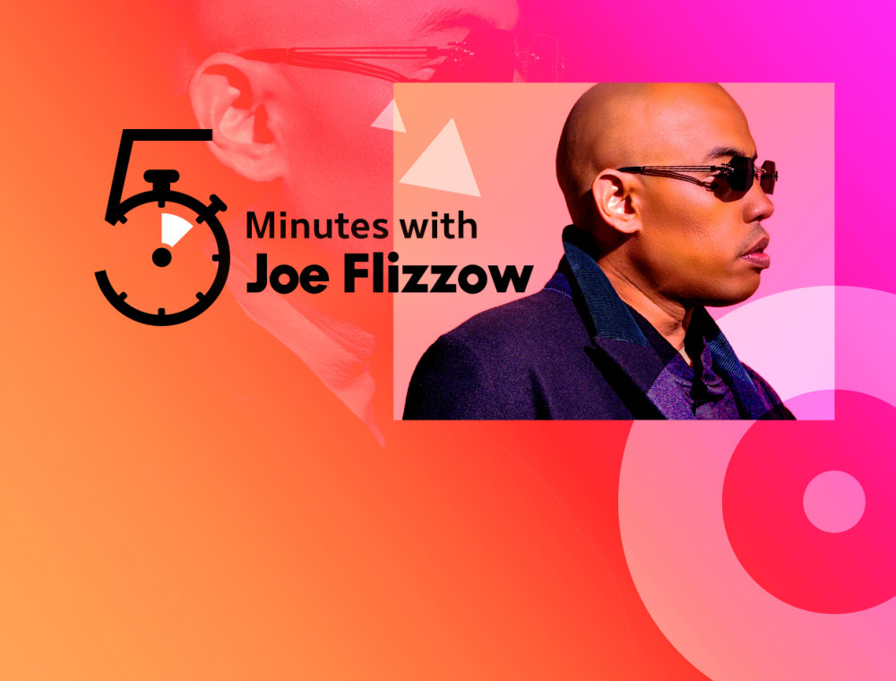 5 Minutes With Joe Flizzow
