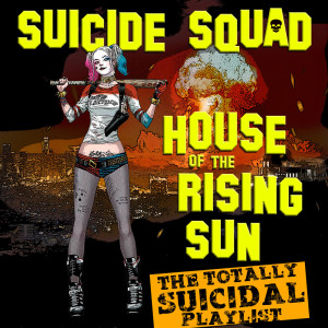 Listen to Harley Quinn and Mr.J song with lyrics from Suicidal