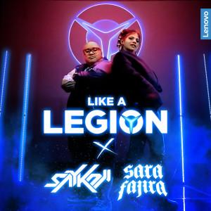 Like a Legion dari Saykoji