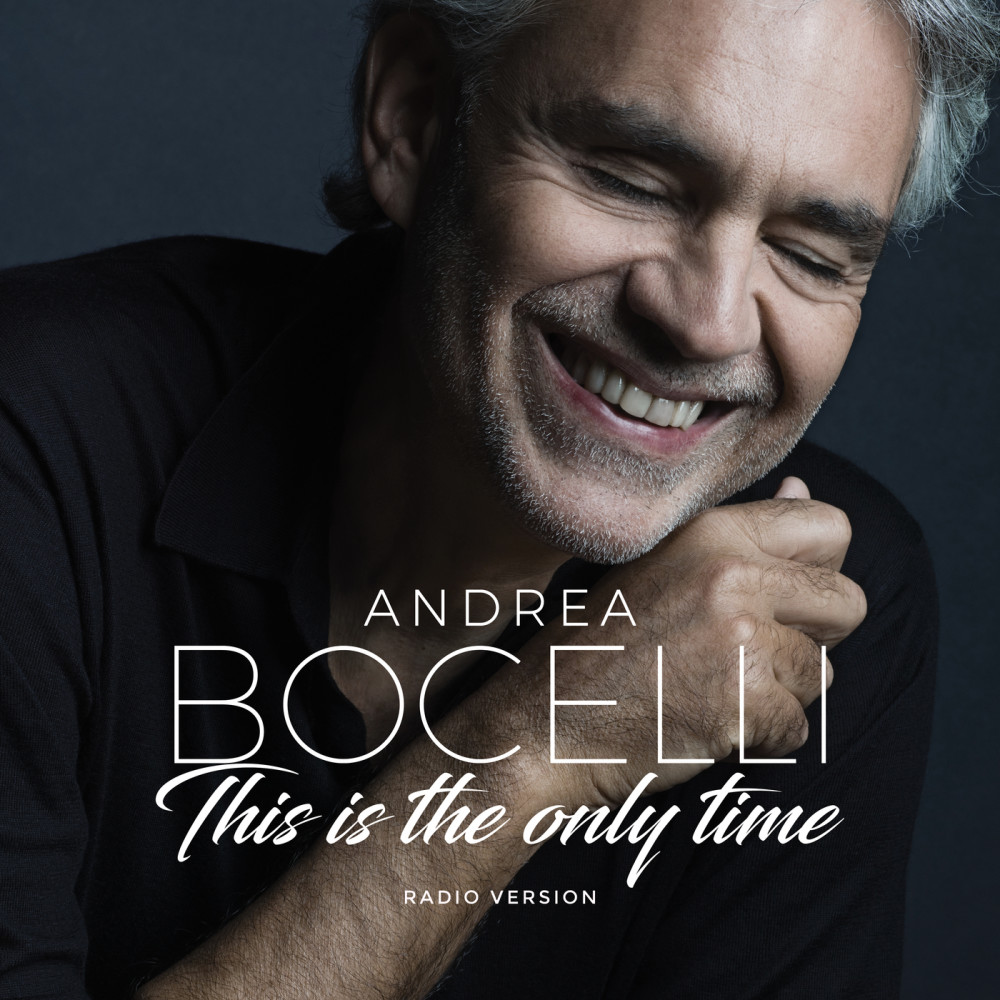 This Is The Only Time 2019 Andrea Bocelli