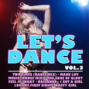 Album Let's Dance Vol.3 from Various Artists