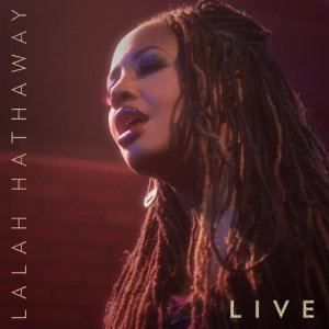 Album Live from Lalah Hathaway