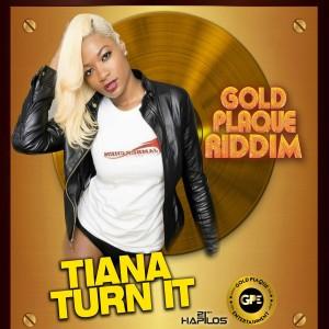 Album Turn It - Single from TIANA