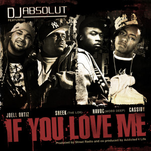 Album If You Love Me (feat. Havoc(Mobb Deep) , Sheek(Lox), Joell Ortiz and Cassidy) (Explicit) from DJ Absolut
