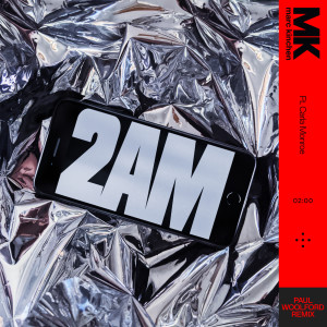 Album 2AM (Paul Woolford Remix) from MK
