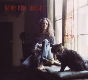 Carole King的專輯Tapestry