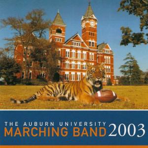 Robert Allen的專輯The Auburn University Marching Band 2003