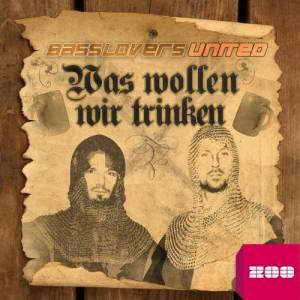 Album Was wollen wir trinken from Basslovers United