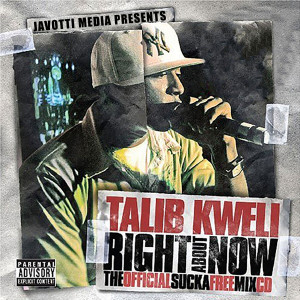 Album Right About Now from Talib Kweli