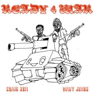 Album Ready 4 War from Craig Xen