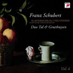 Schubert: Klaviermusik zu 4 Händen Vol. 2