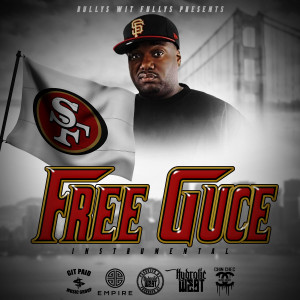 Guce的專輯Free Guce (Instrumental)