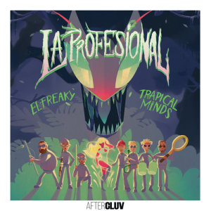 Album La Profesional from El Freaky