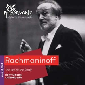 Album Rachmaninoff: The Isle of the Dead (Recorded 2000) from Kurt Masur