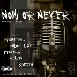 Album Now Or Never from Proverb