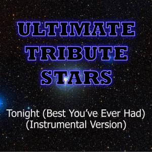 Ultimate Tribute Stars的專輯John Legend feat. Ludacris - Tonight (Best You've Ever Had) (Instrumental Version)