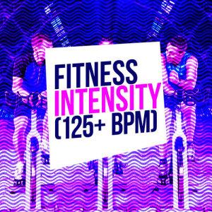 Album Fitness Intensity (125+ BPM) from High Intensity Exercise Music