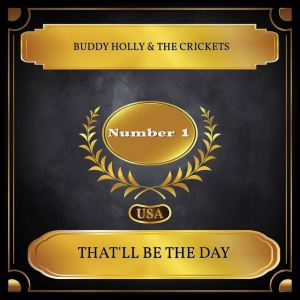 Album That'll Be The Day from Buddy Holly & The Crickets