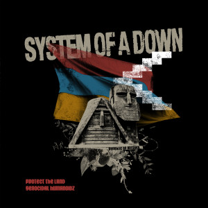 Album Protect The Land / Genocidal Humanoidz from System of A Down