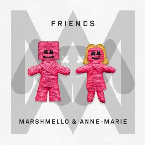Listen to FRIENDS (Explicit) song with lyrics from Marshmello