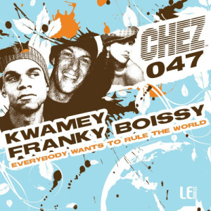 Album Everybody Wants to Rule the World from Franky Boissy