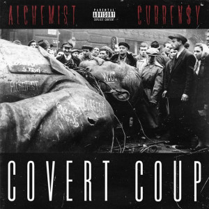 Album Covert Coup (Explicit) from Curren$y