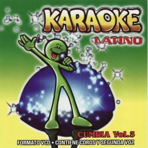 Album Karaoke Latino Cumbia Vol. 3 from Pimienta Karaoke Players