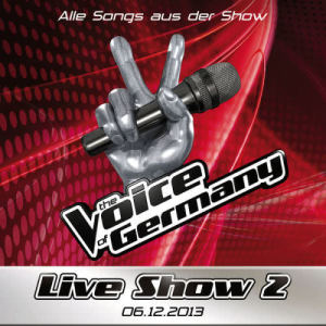 Album 06.12. - Alle Songs aus Liveshow #2 from The Voice Of Germany
