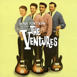 收聽The Ventures的Driving Guitars (Ventures' Twist)歌詞歌曲