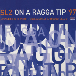 Album On a Ragga Tip '97 from sl2