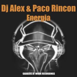 Album Energia from Paco Rincon